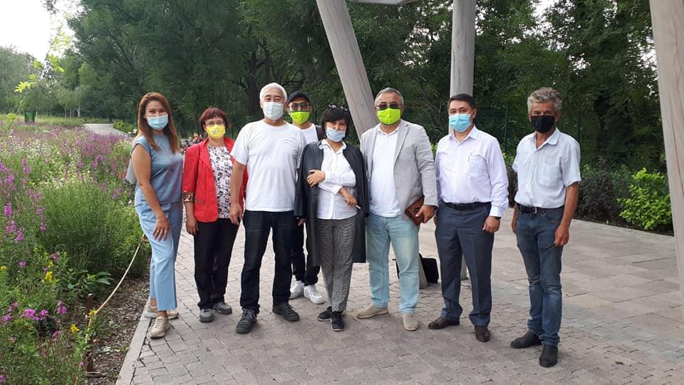 Алматинский филиал «ECOJER» и Институт ботаники и фитоинтродукции договорились о сотрудничестве