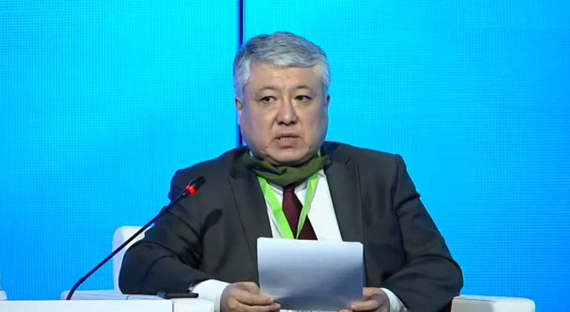 Снижение эмиссий потребует трансформации экономики – Рустем Кабжанов