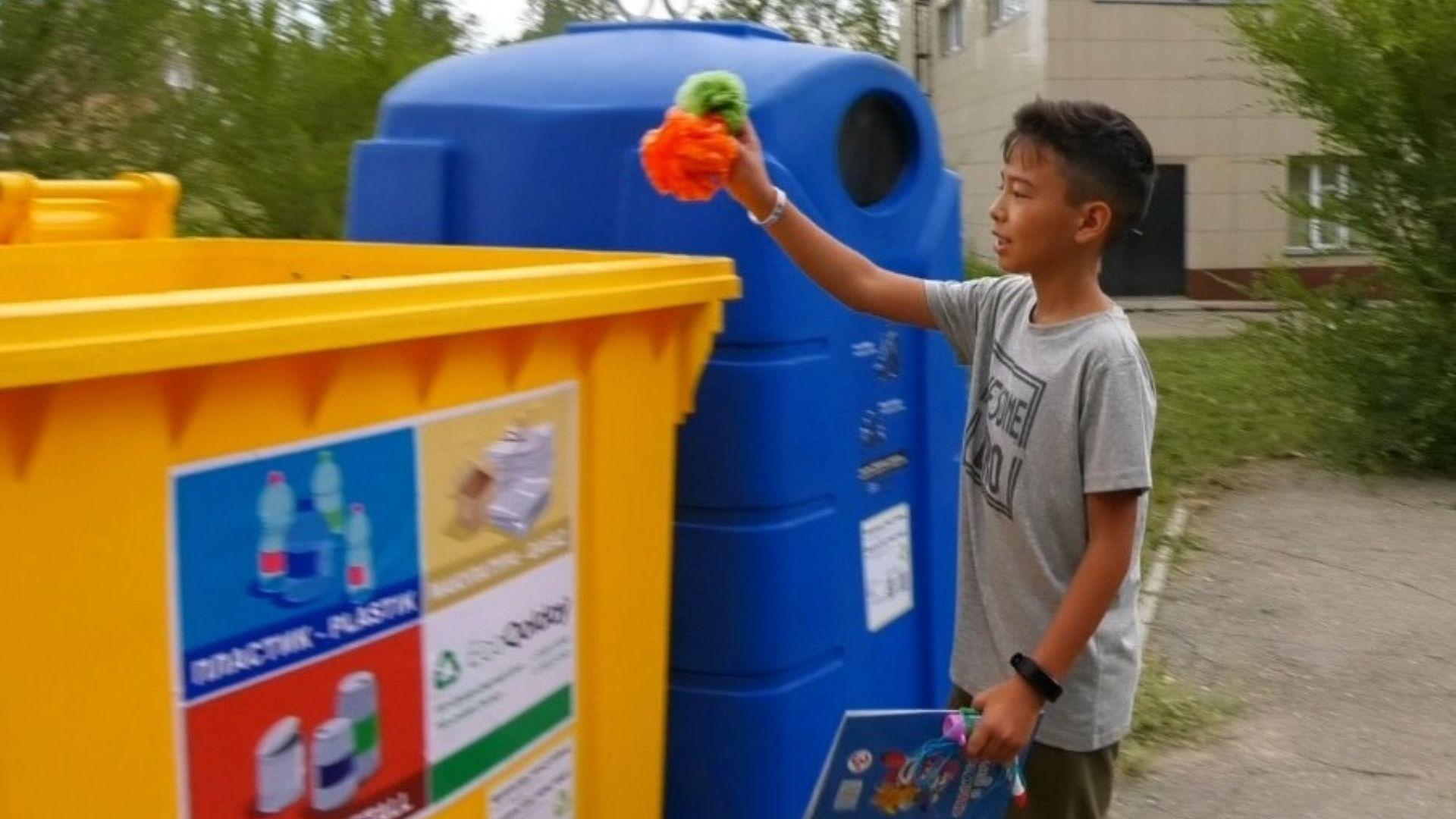 В Усть-Каменогорске обещают перерабатывать 30% отходов к 2022 году