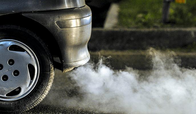 Вредные выбросы от авто в Усть-Каменогорске превышают допустимые нормы