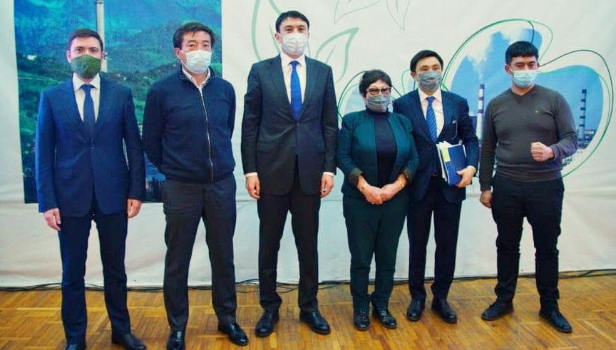 Проблемы экологии Алматы:  в поисках эффективных решений